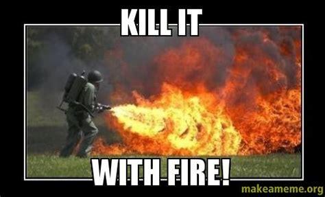 Kill It With Fire Meme - kill it with fire meme simpsons www imgkid com the