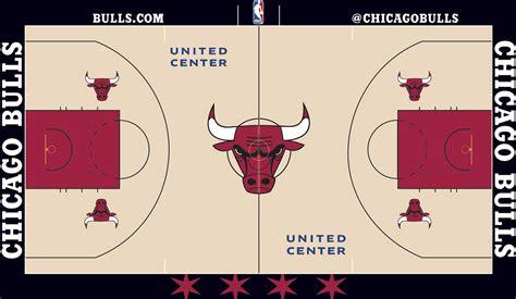 Home Design Store Chicago by Chicago Bulls Unveil New Court Design Chicago Bulls