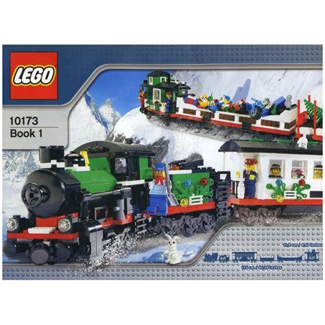 lego holiday train set 10173 brick owl lego marketplace