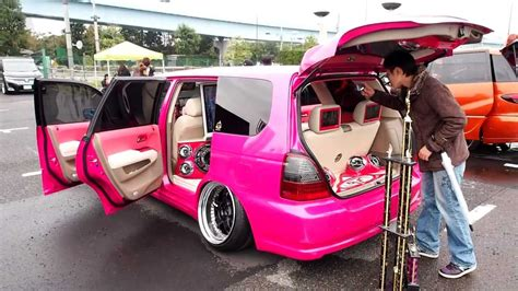 japanese auto care amazing car audio japan style wagon kara step it up