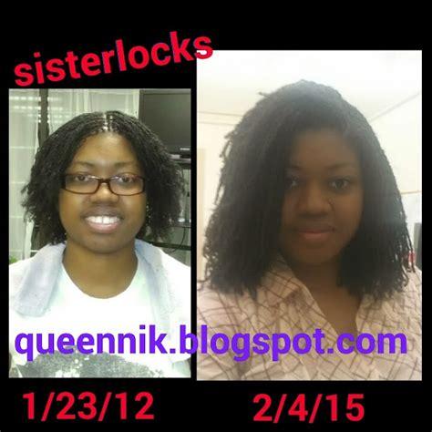 sisterlocks after 3 years naturalnikkidst s sisterlocks blog