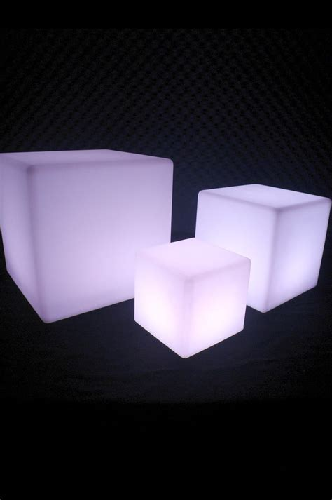 led cube seat lighting led cube cube light cube l cube seat led cube