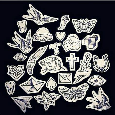 small old school tattoos best 25 school designs ideas on