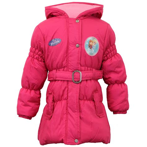 Jacket Frozen by Disney Frozen Jacket Coat Elsa Padded