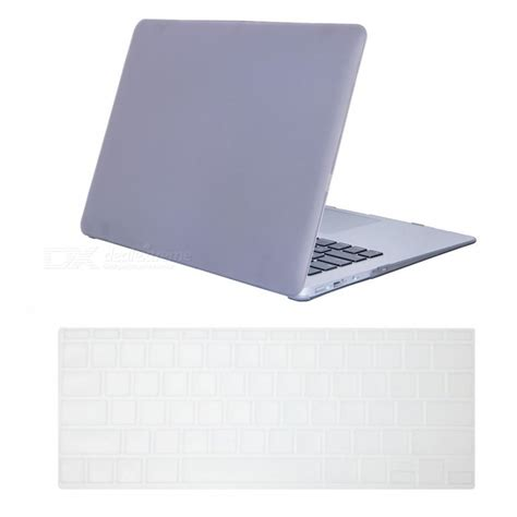 Best Seller Macbook Air 11 Gray Matte dayspirit ultra slim matte keyboard cover for macbook air 11 6 quot a1370 a1465 gray