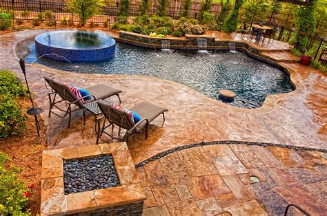 Floor And Decor Arizona by Outdoor Design Trend 23 Fabulous Concrete Pool Deck Ideas
