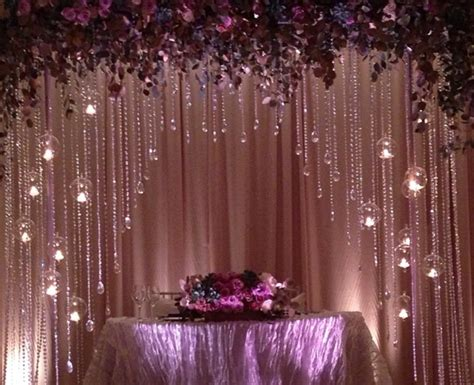 wedding backdrop layout create this look with pretty simplified design co www