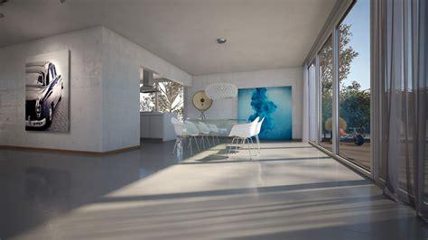 design betonboden betonb 246 den liegen beim hausbau und renovierung voll im