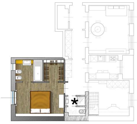 cabina armadio con bagno dal bagno lungo e stretto ricavare la cabina armadio con