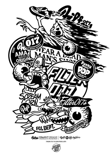 Dropdead Crooz skateboard tribute filter017 aa13 inspiration