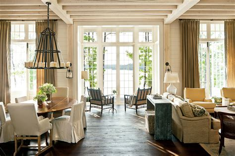 southern home interiors connection to the outdoors lake house decorating ideas southern living
