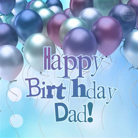 happy birthday dad   davno