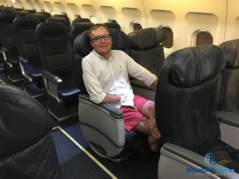 Wheelchair For Cabin Seat by Spirit Airlines The Bad Of Wheelchair Access