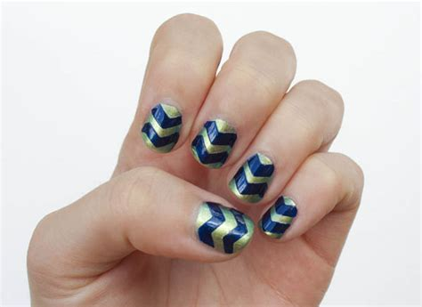 chevron pattern for nails chevron stripes