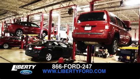Liberty Ford Service   YouTube