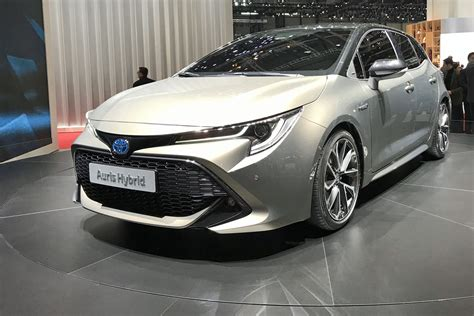 motor cars toyota new toyota auris uk price specs sale date hybrid