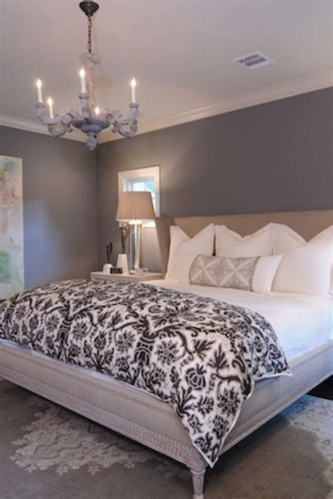 grey bedroom bedding grey paint on the walls white bedding clean and simple