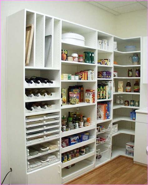 pin  nancy aasheim  kitchen pantry shelving kitchen