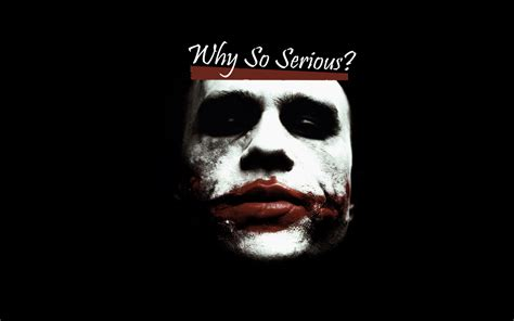 why so serious hd wallpaper why so serious the joker wallpaper 10366588 fanpop
