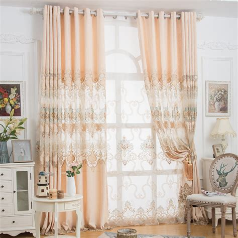 blush colored curtains luxury damask blush colored chenille curtains