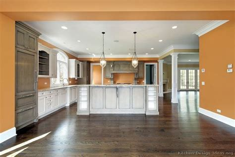 how to tone orange cabinets 350 best color schemes images on kitchen