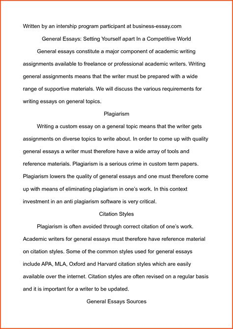 A Essay About Yourself by Essays About Yourself Reflective Essay Sle Jpg Sponsorship Letter
