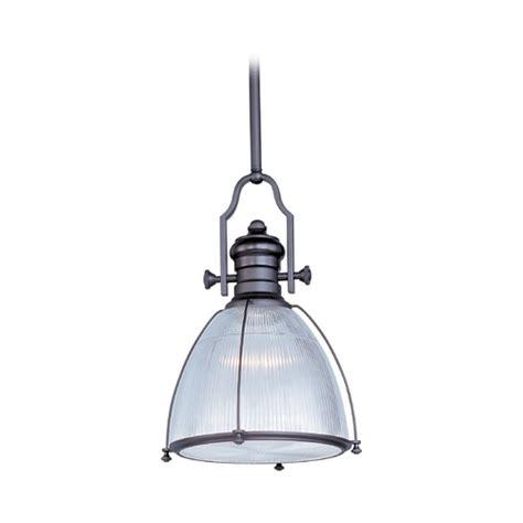 Marine Pendant Light Maxim Lighting Hi Bay Bronze Pendant Light With Bowl Dome Shade 25003clbz Destination Lighting