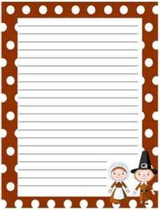 Thanksgiving Writing Paper Template 1000 Images About For The Boys Writing On Pinterest