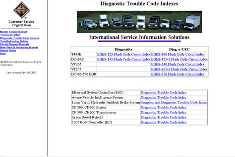 international comfort products manuals international truck isis 2012