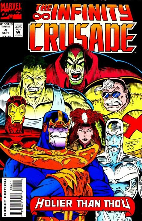 infinity books infinity crusade 4 comic book covers 4