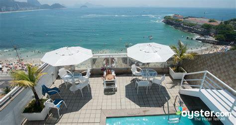 Orla Copacabana Hotel   Rio De Janeiro   Oyster.com Review