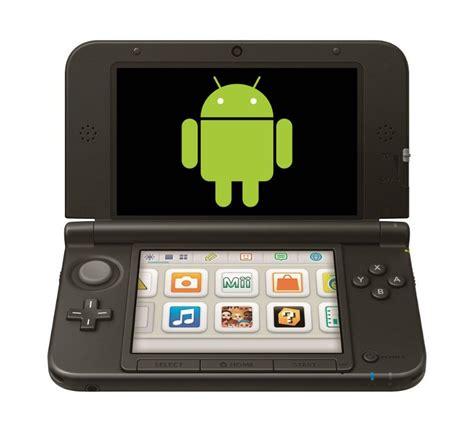 nintendo android la siguiente consola de nintendo podr 237 a tener android