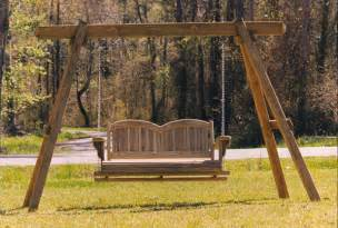 Patio Swing Plans by Free Plans For Porch Swings Diy Guide To Adirondack
