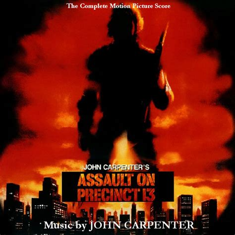 17 Best Images About Assault On Precinct 13 On Pinterest - assault on precinct 13 by john carpenter cd with