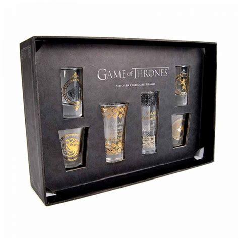 Set Gamis Bublepop Premium of thrones premium glasses set half moon bay