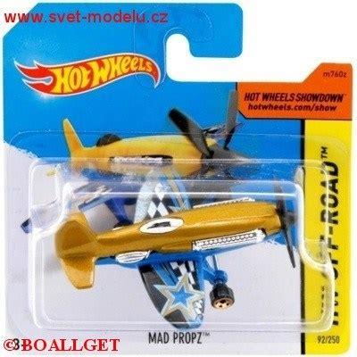 Hotwheels Mad Propz hotwheels letadlo mad propz hotwheels hw cfj27 svět modelů