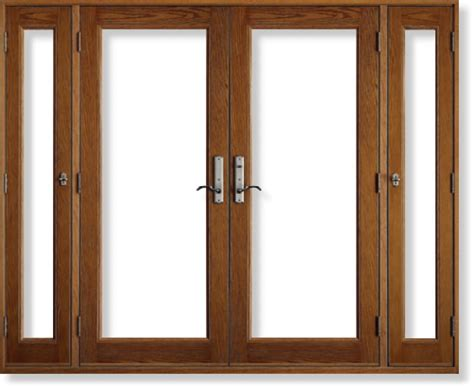 hinged patio doors with sidelights vented sidelight patio doors neuma doors manufacturer