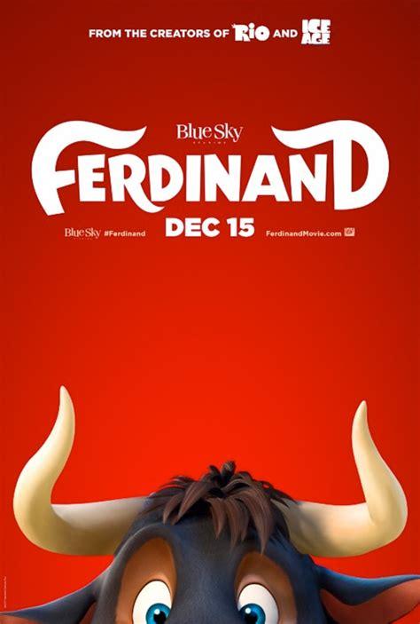 film tjuren ferdinand tjuren ferdinand 2017 moviezine