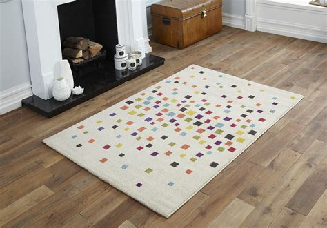 Funky Area Rugs Cheap by Small Medium Funky Geometric Shapes Multi Colours 10 12 Mm