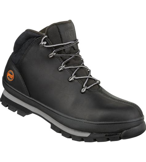 Chausures Securite by Chaussures De S 233 Curit 233 Splitrock Noires Timberland 6201042 W 252 Rth Modyf