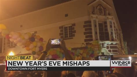 myer new year sale new year s mishaps in fort myers wink news