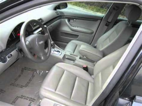 2003 audi a4 sedan 1 8t turbo quattro awd automatic with only 80k mls norfolk virginia youtube