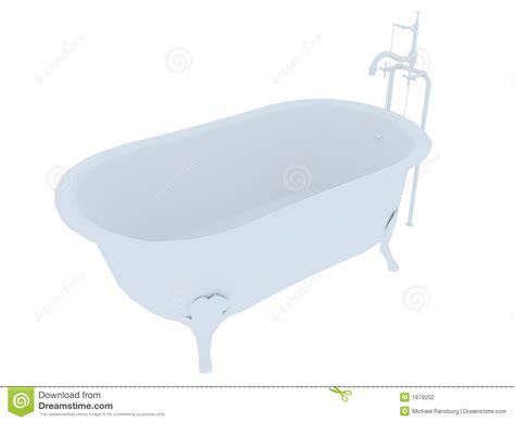 Time Bathtub by Fashioned Bath Tub Stock Photography Image 1879202