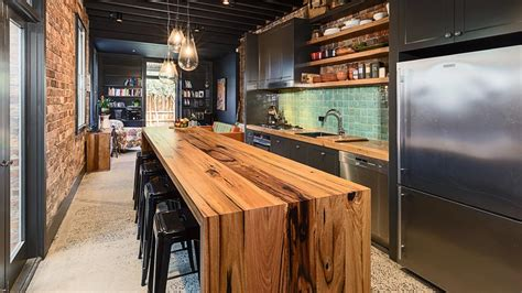 kitchen islands melbourne bench tops and counters timber revival