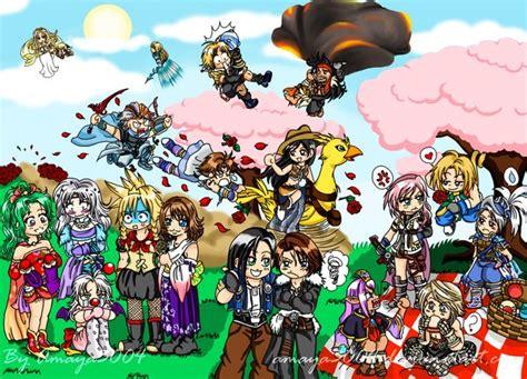 Töff Comic by Dissidia 012 Springtime Fun By Amayamariesuta On Deviantart