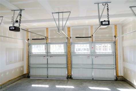 replacing a garage door garage door springs is the most prone to damage