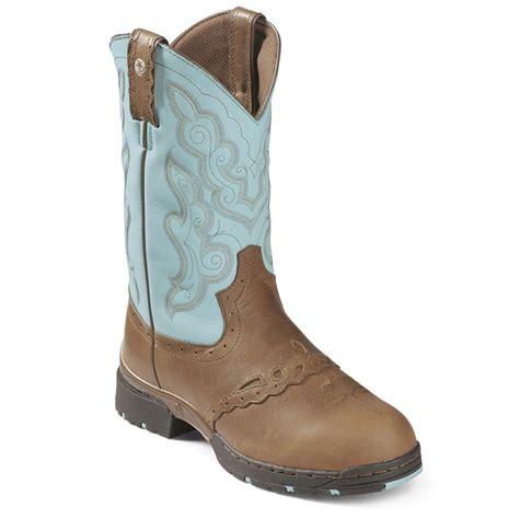 george strait boots justin s george strait waterproof western boots