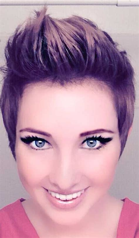 pixie cut faux bun 25 best pixie hairstyles short hairstyles 2017 2018