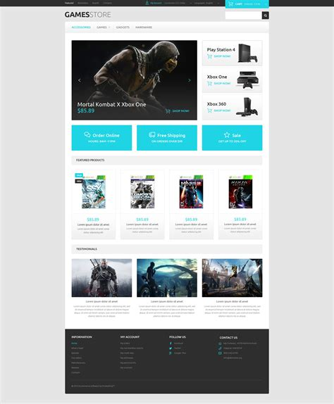 oscommerce responsive template 100 free oscommerce template for electronics 50