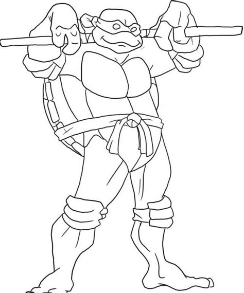 ninja turtles weapons coloring pages images of cartoon turtles coloring home